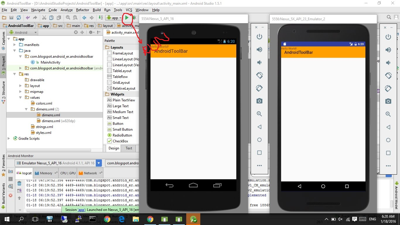 Connect Android device to Android Studio | Java Tutorial Network