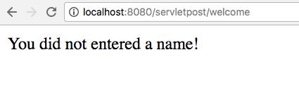 Java Servlet POST Example | Java Tutorial Network