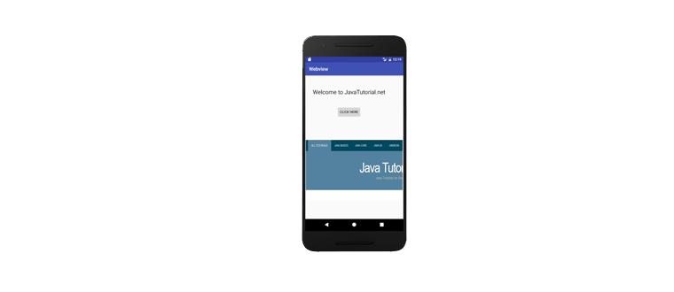 Android Studio | Java Tutorial Network