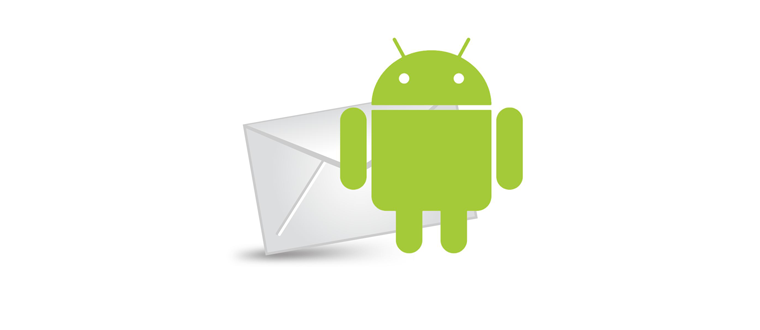 how to receive email in android programmatically