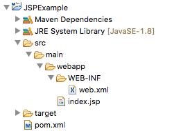 java servlet jsp example