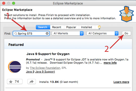 Eclipse Oxygen Download