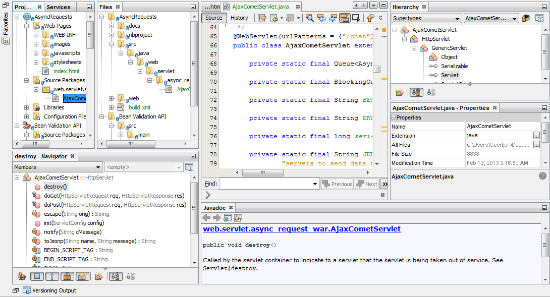 Choose your JAVA IDE: Eclipse, NetBeans, and IntelliJ IDEA | Java